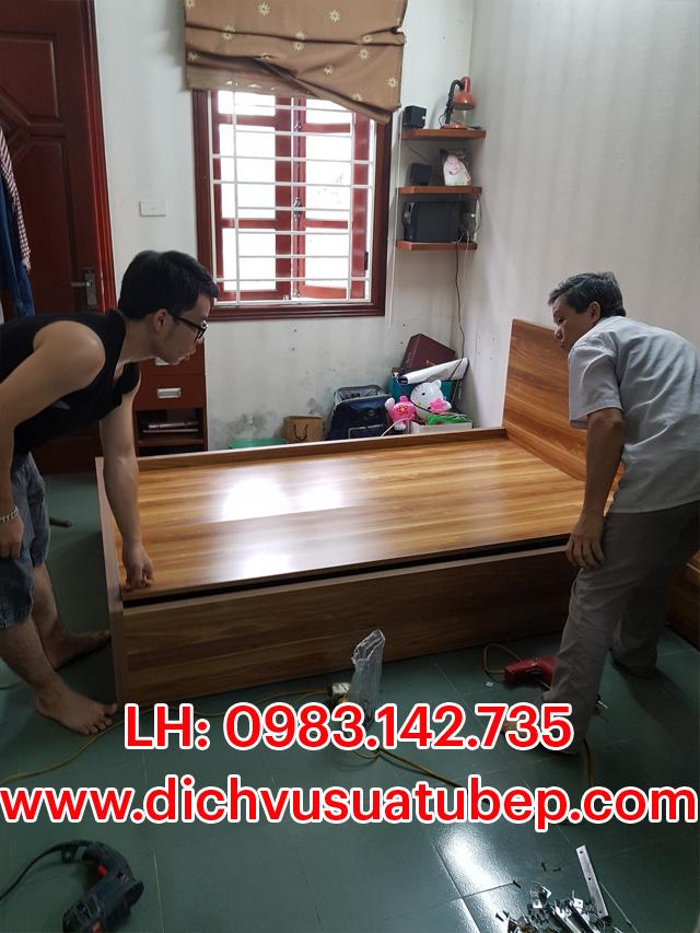 Nhận tháo lắp giường tủ tại Hà Nội