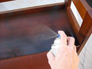 Khử mùi sơn đồ gỗ