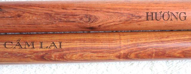 Phân biệt gỗ cẩm lai với các dòng gỗ khác như thế nào?