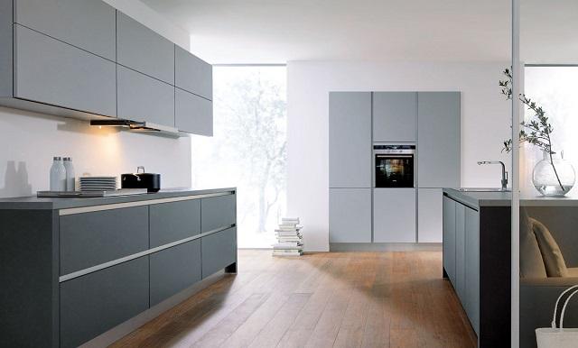 Tủ bếp acrylic có bền không?