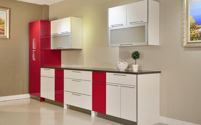 Tủ bếp acrylic khác gì các dòng tủ bếp khác?
