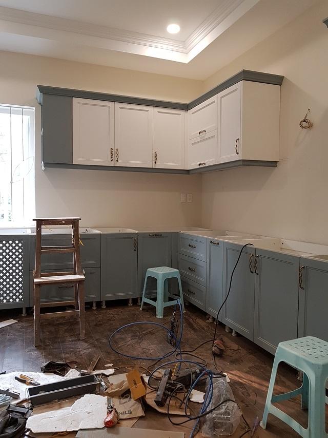 Vì sao nên chọn dịch vụ đóng mới giường, tủ bếp củaSữa Chữa Đồ Gỗ Tuấn Đạt?