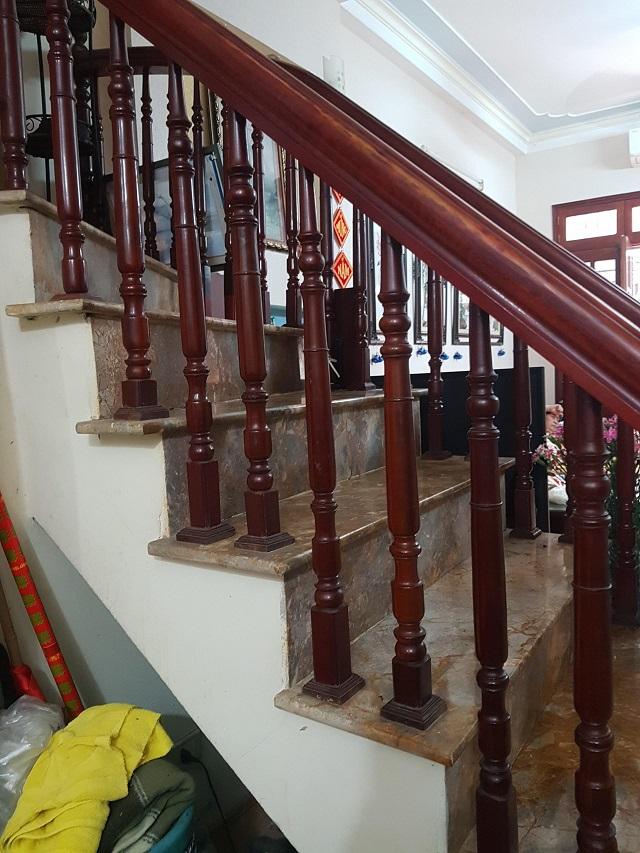 mẫu cầu thang mới sau khi được Tuấn Đạt sửa