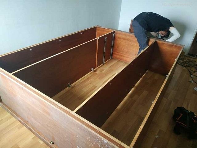 Các dịch vụ mà sửa đồ gỗ Tuấn Đạt cung cấplà gì?