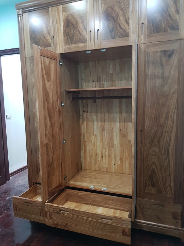 Quy trình đóng đồ gỗ tại Tuấn Đạt như thế nào?