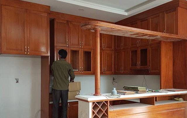 Tuấn Đạt nhậncung cấp dịch vụ sửa chữa đồ gỗ, tủ bếp