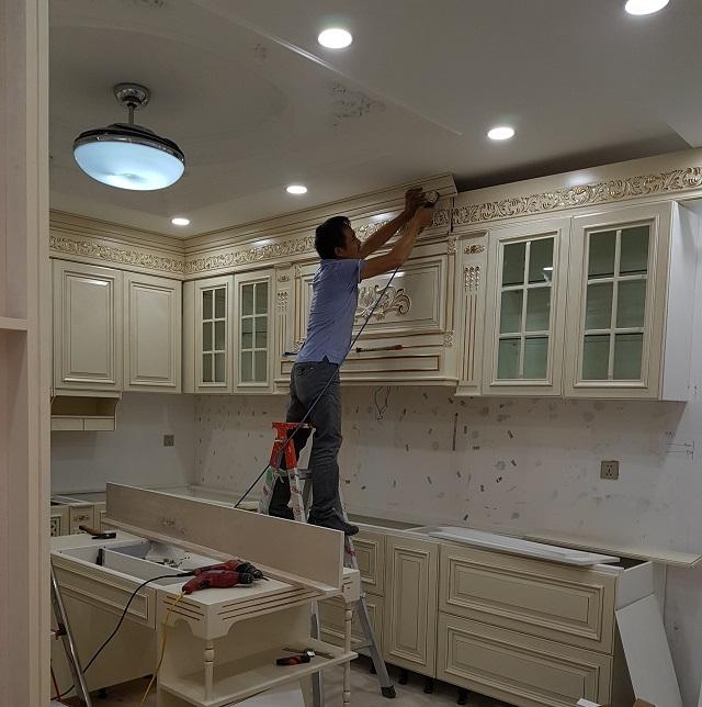 Ưu điểm của dịch vụ tháo lắp tủ bếp, chuyển tủ bếp tại Hà Nội của Tuấn Đạt là gì?