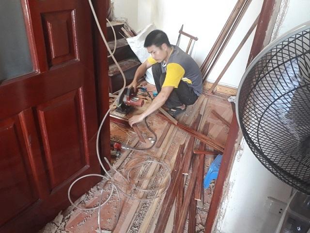 Tuấn Đạt nhận sửa nhiều loại đồ gỗ khác nhau