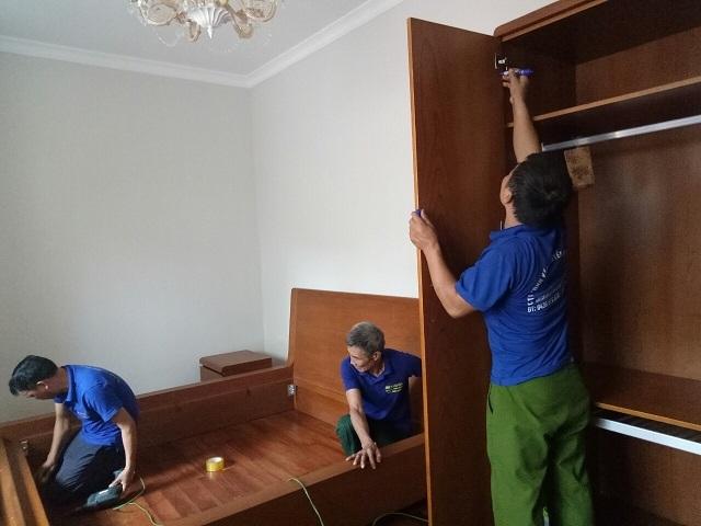 Tại sao bạn nên sử dụng dịch vụ đóng tủ gỗ của Tuấn Đạt?