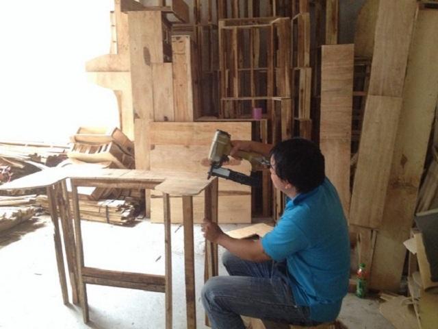 Quy trình đóng đồ gỗ giá rẻ tại Tuấn Đạtra sao?