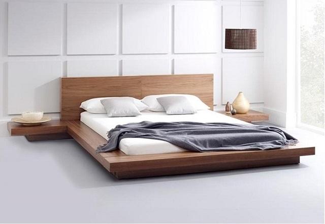 Giường gỗ công nghiệp nghĩa là gì?