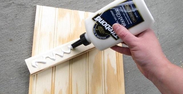 Keo dán gỗ có độc không?