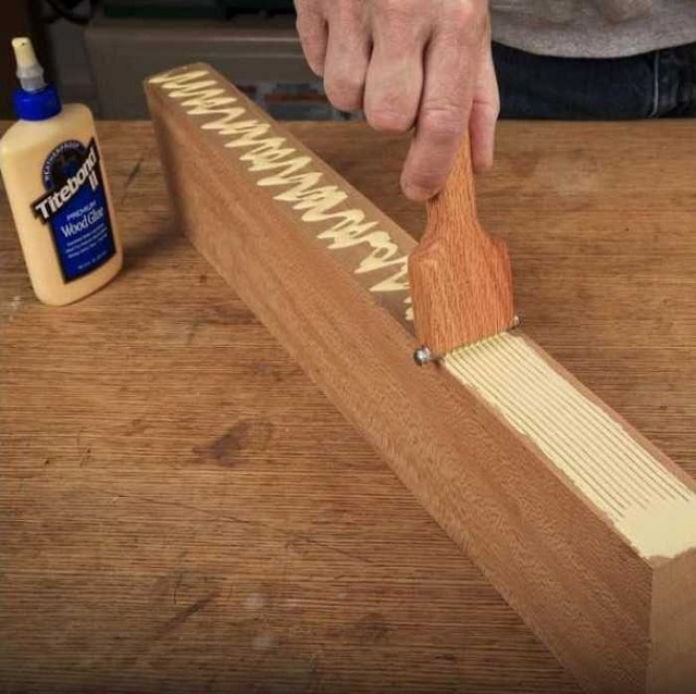 Ứng dụng của keo dán gỗ ra sao?